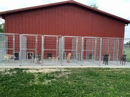 Red Barn Kennel Custom Kennels