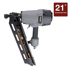 Coil Nails Home Depot by Numax Pneumatic 21 Degree Full Head Strip Framing Nailer Sfr2190