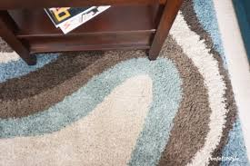 Rug On Carpet Pad Taking The Kink Out Of The Rug With Rug Pad Usa Confettistyle