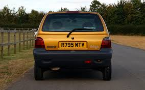 1998 renault twingo mk1 sold retro rides