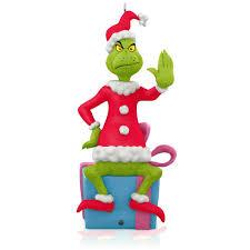 2015 grinch peekbuster hallmark keepsake ornament hooked on