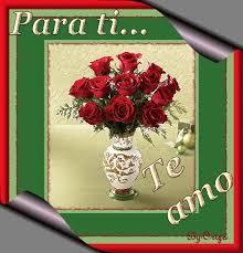 imagenes de amor con rosas animadas imágenes de flores animadas para crear un postal imágenes de amor