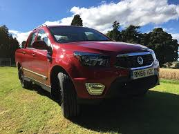 ssangyong musso review read ssangyong musso reviews
