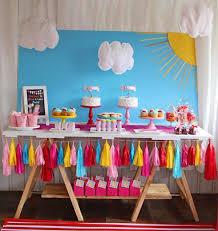 peppa pig decorations ideas para fiestas infantiles de peppa pig pequeocio