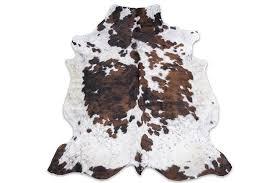 Cowhide Prices Amazon Com Tricolor Rodeo Cowhide Rug Xxl 6x8ft 180cmx240cm