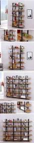 steel wood bookshelf modern tree shaped bookshelf the samples
