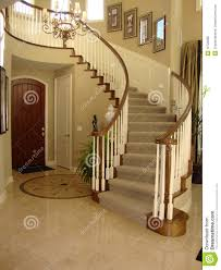 Beautiful Stairs by Beautiful Staircase With Mosaic Floor Royalty Free Stock Photo