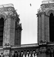 after twin towers high wire act philippe petit walked above