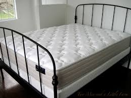 Best Ikea Matress Bed Lillesand Bed Frame Home Interior Design