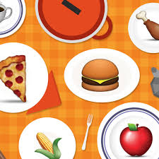 thanksgiving emoji these are the most used food and drink emojis on instagram food
