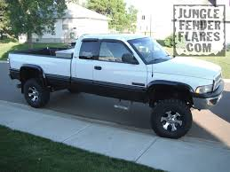 Dodge Ram Truck Used Parts - two tone white lifted dodge ram truck dodge trucks pinterest