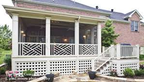 porch screening material options for your screened porch