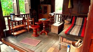 thai homes traditional thai house on stilts youtube