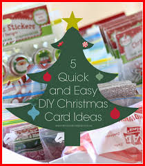 diy christmas cards ideas christmas lights decoration