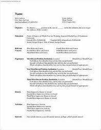 free microsoft word resume template sle resume templates microsoft word