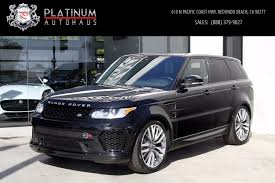 land rover svr price 2014 land rover range rover sport svr aero package stock