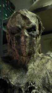 scarecrow halloween mask