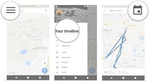 How To Delete Maps History How To View Your Location History In Google Maps Android Central