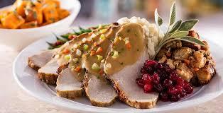 thanksgiving at seasons 52 and eddie v s headquarters