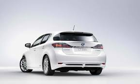 lexus ct200h mpg 2011 lexus ct 200h the cheapest hybrid and model offered by lexus