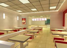 Restaurant Decor Ideas by Fast Food Restaurant Interior Design Lofty Idea 1000 Ideas About