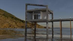 3d model beach house cgtrader