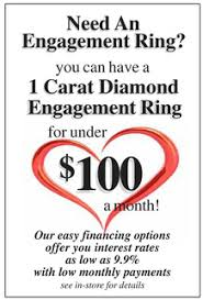 Financing A Wedding Ring by Financing Get Engaged With Rj Jewelers