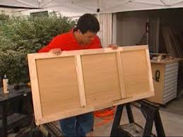 Decorative Trim Kitchen Cabinets How To Add Decorative Trim To A Murphy Bed How Tos Diy