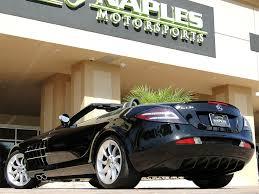 2008 mercedes benz slr mclaren roadster
