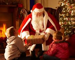 where to find santa s grottos in merseyside 2017