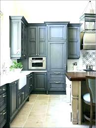blue gray stained kitchen cabinets navy blue kitchen cabinets distressed stained kitchen