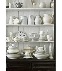 white china 24 ideas for decorating a kitchen with white country living