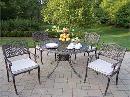 Metal Patio Furniture Sets Amazing Steel Patio Furniture Sets And Metal Furniture Metal Patio