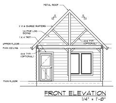 Simple Cabin Plans With Loft Stylish And Peaceful Simple Cabin House Plans 4 Small Designs With