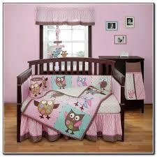 Crib Bedding Owls Owl Crib Bedding Zutano Owls Crib Bedding Collection With