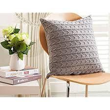 large decorative bed pillows amazon com