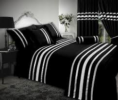 black u0026 silver colour stylish sequin duvet cover luxury beautiful