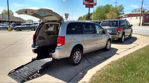 2017 dodge grand caravan se plus wheel chair vans of omaha