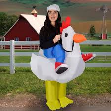 compare prices on christmas inflatable costume online shopping