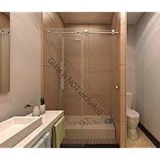 ssh cologne modern frameless sliding shower bathtub door