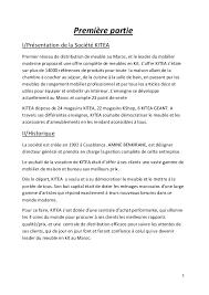 rapport de stage cuisine rapport de stage khadija douiri 2014