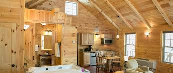 Log Cabin Interior Paint Colors by Amish Country Ohio Lodging Bed And Breakfast U0026 Tree House Cabins