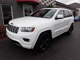 jeep grand cherokee altitude 2017 pre owned 2015 jeep grand cherokee altitude 4wd sport utility in