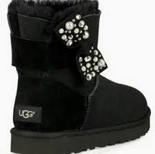 s ugg bailey boots 44 ugg shoes ugg mini bailey bow brilliant from s