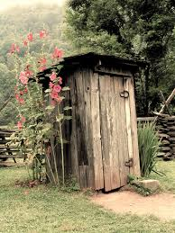 Outhouse Bathroom Accessories by Outhouse Country Decor Country Living Vintage Shabby Chic