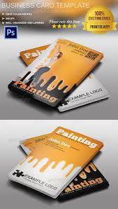 paint business card by pmvch graphicriver