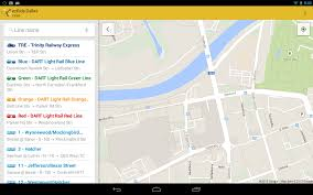 Dart Map Dallas by Ezride Dallas Dart Transit Android Apps On Google Play