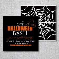 glamorous halloween birthday costume party invitations birthday