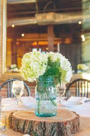 Mason Jars Wedding Centerpieces by 53 Best Blue Mason Jars Wedding Images On Pinterest Blue Mason