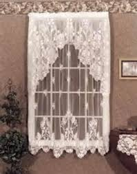 Antique Lace Curtains Heritage Lace Curtains Home Sew Beautiful